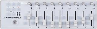 iCON i-Controls White USB MIDI DAW Controller