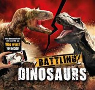 iExplore - Battling Dinosaurs - Brett Anna