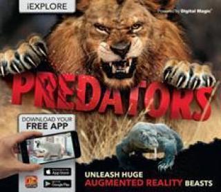iExplore - Predators - Bedoyere Camilla de la