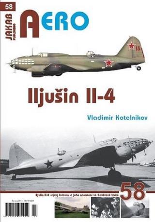 Iljušin Il-4 - Kotelnikov Vladimir