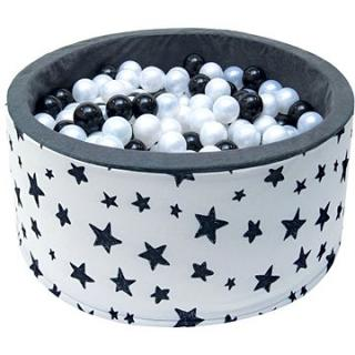 iMex 2846 Suchý bazén s míčky hvězdy