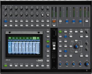 IMG Stage Line DMIX-20 Digitální mixpult