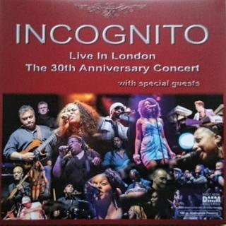 Incognito Live In London: 30th Anniversary Concert  Black