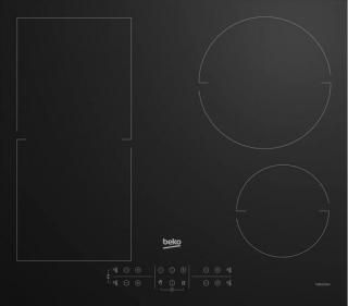 Indukční varná deska Beko HII64200FMT černá černá