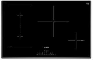Indukční varná deska Bosch 80 cm černá