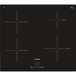 Indukční varná deska Bosch černá PUE611BF1E černá černá