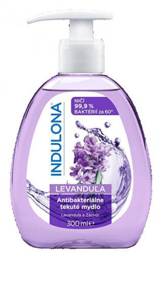 Indulona Antibakteriální tekuté mýdlo Levandule 300 ml