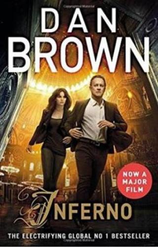 Inferno - anglicky  - Brown Dan