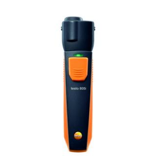 Infračervený teploměr ovládaný chytrým telefonem testo 805i 05601805