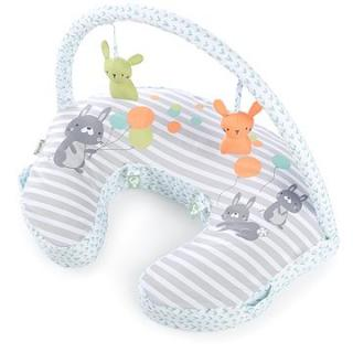 Ingenuity Polštář na kojení s hrazdičkou Hop Art™ 0m