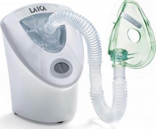 Inhalátory, naslouchátka ultrazvukový inhalátor laica md6026