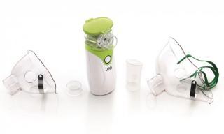 Inhalátory, naslouchátka ultrazvukový inhalátor laica ne1005