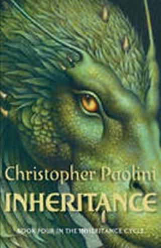 Inheritance : Book Four - Christopher Paolini