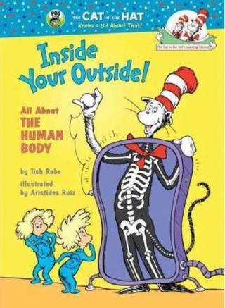Inside Your Outside! All About the Human Body - Rabe Tish