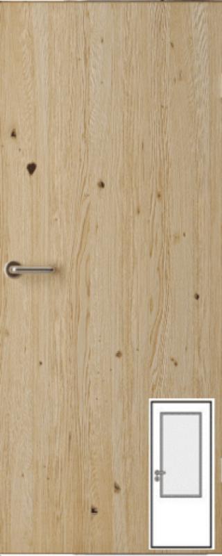 Interiérové dveře Naturel Grant pravé 70 cm dub GRANT2DRU70P