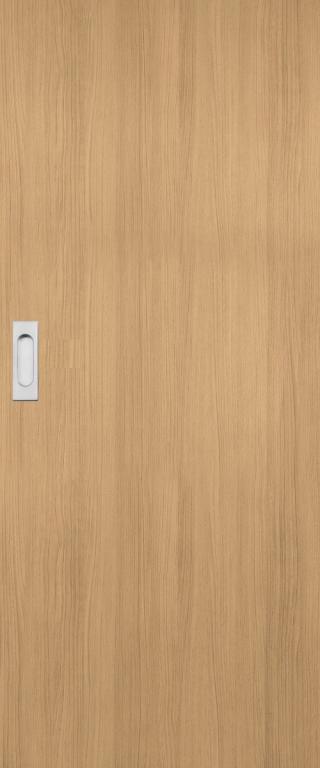 Interiérové dveře Naturel Ibiza posuvné 90 cm jilm posuvné IBIZAJ90PO dřevodekor jilm