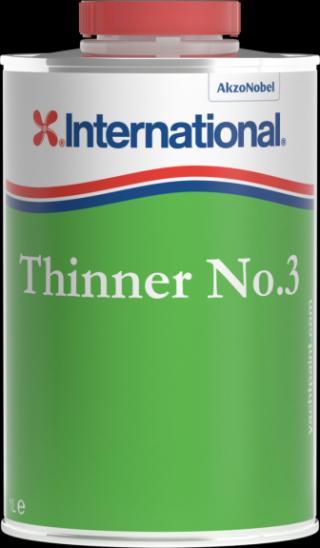 International Thinner No. 3 1000ml