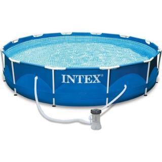 Intex 28202 Bazén kruhový s konstrukcí 305 x 76 cm