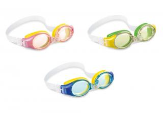 INTEX 55601 Brýle plavecké juniorské