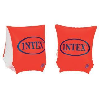 INTEX Rukávky 23 x 15 cm 3-6 let červená