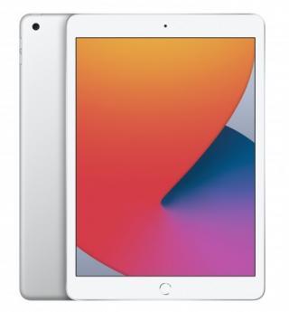 IPad tablet apple ipad 10,2 wi-fi 128gb - silver 2020