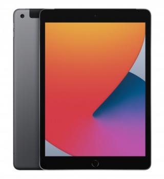 IPad tablet apple ipad 10,2 wi-fi cell 32gb - space grey 2020