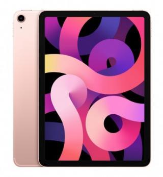 IPad tablet apple ipad air wi-fi cell 256gb - rose gold 2020