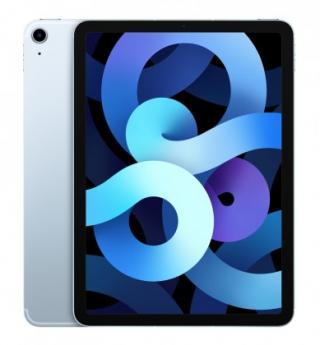 IPad tablet apple ipad air wi-fi cell 64gb - sky blue 2020