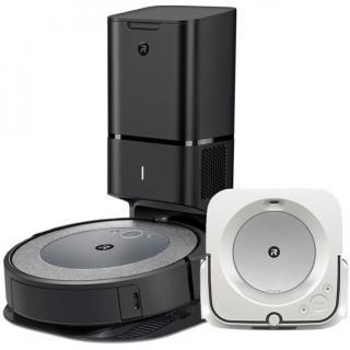 iRobot Roomba i3  Neutral a Braava jet m6 - Akční set