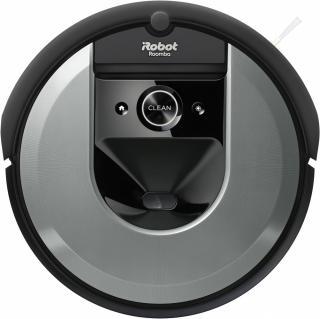 iRobot Roomba i7 silver WiFi - Zánovní - Robotický vysavač