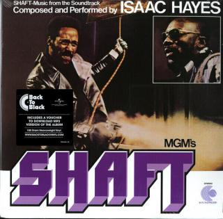 Isaac Hayes Shaft Music From the Soundtrack  Black