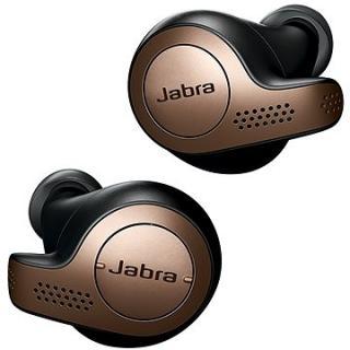 Jabra Elite 65t měděná černá
