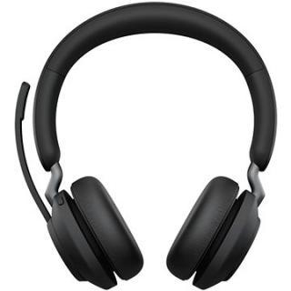 Jabra Evolve2 65, USB-A Black MS teams Stereo