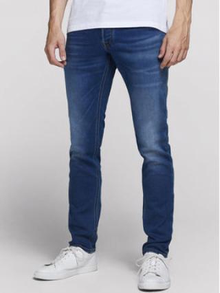Jack&Jones Jeansy Slim Fit Glen 12175975 Modrá Slim Fit pánské 34_34