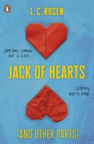 Jack of Hearts  - L. C. Rosen