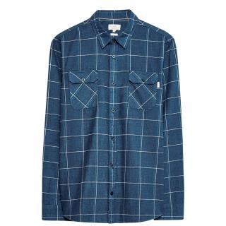 Jack Wills Enmore Lw Slub Check Flannel Shirt pánské Other XS