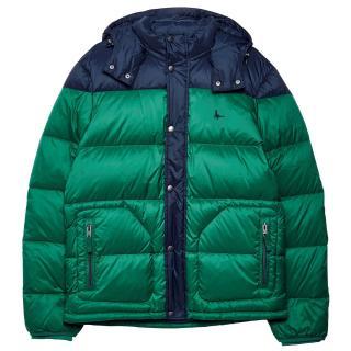 Jack Wills Moxley Colour Block Puffer Jacket pánské Other M