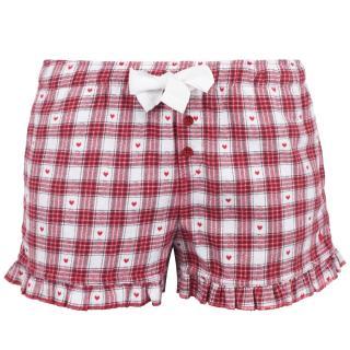 Jack Wills River Frill Hem Shorts dámské Other XXS