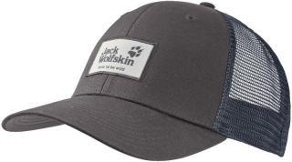 Jack Wolfskin Heritage Cap Dark Steel pánské Grey