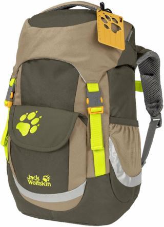 Jack Wolfskin Kids Explorer 16 Grape Leaf Outdoorový batoh