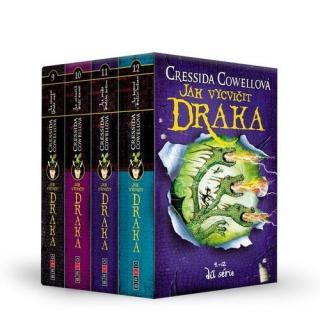 Jak vycvičit draka -- 9.-12. díl série - Cowellová Cressida