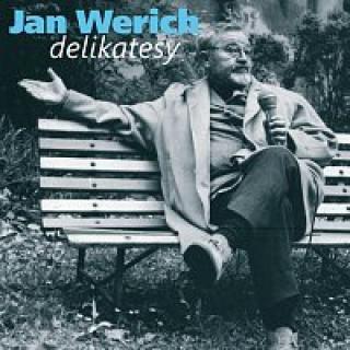 Jan Werich – Werich: Delikatesy. Humorné úvahy z let šedesátých CD