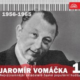 Jaromír Vomáčka, Různí interpreti – Nejvýznamnější skladatelé české populární hudby Jaromír Vomáčka 1