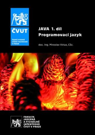 Java 1. díl - Programovací jazyk - Virius Miroslav