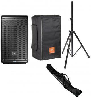 JBL EON610 Deluxe Outdoor SET Black