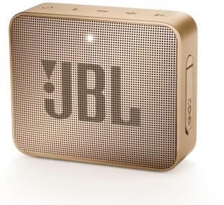 JBL GO 2 Champagne Gold