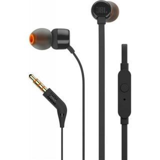 JBL T110 In-Ear Headset 3,5mm jack black