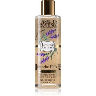 Jeanne en Provence Lavender pečující sprchový olej 250 ml dámské 250 ml