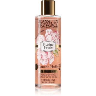 Jeanne en Provence Pivoine Féerie pečující sprchový olej 250 ml dámské 250 ml