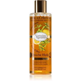 Jeanne en Provence Verveine Agrumes pečující sprchový olej 250 ml dámské 250 ml